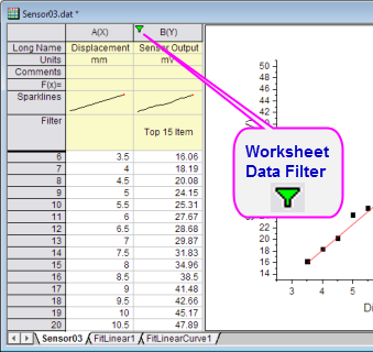How to Trigger a Worksheet Data Filter during Batch Processing
